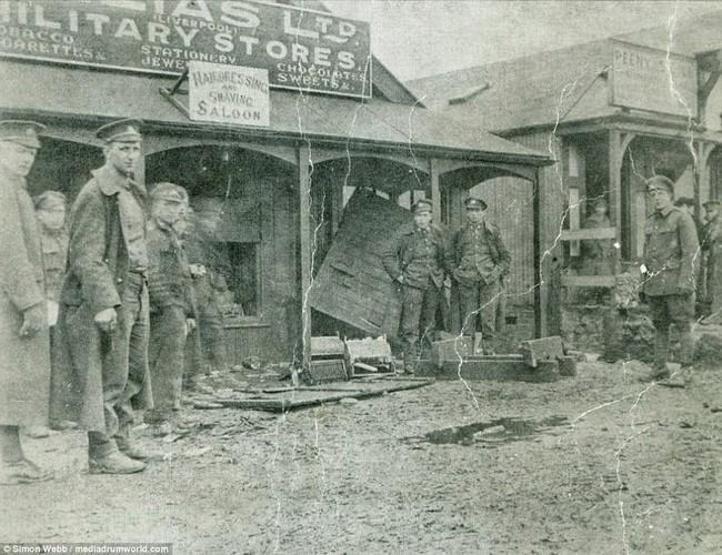 Chum anh tinh hinh bat on o Anh nam 1919-Hinh-9