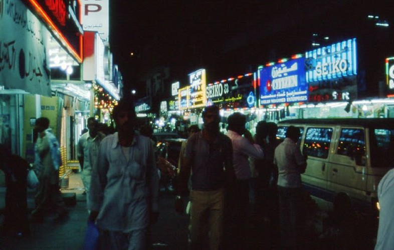 Kham pha cuoc song o Dubai hoi thap nien 1980-Hinh-13