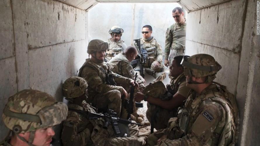 Chien dich giai phong Mosul: Khoc liet tren nhieu mat tran (1)-Hinh-15