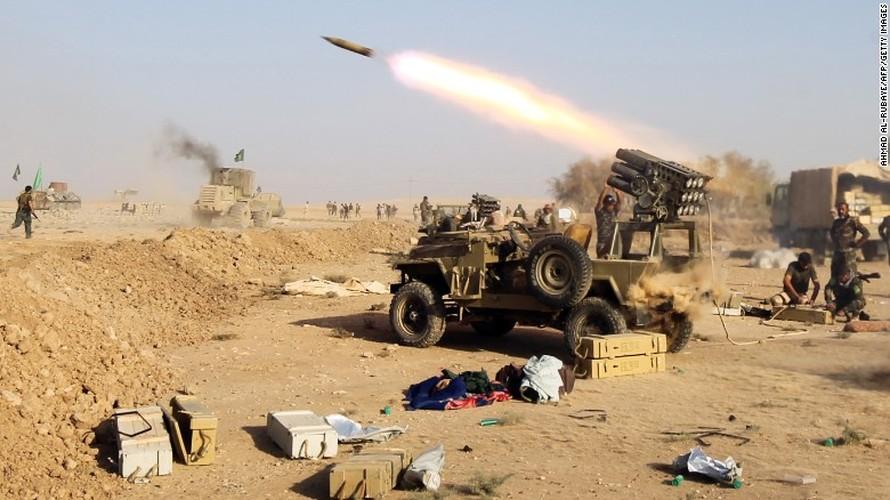 Chien dich giai phong Mosul: Khoc liet tren nhieu mat tran (1)-Hinh-16