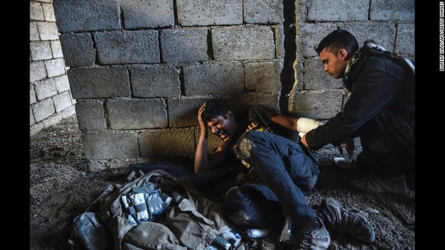 Chien dich giai phong Mosul: Khoc liet tren nhieu mat tran (1)-Hinh-19