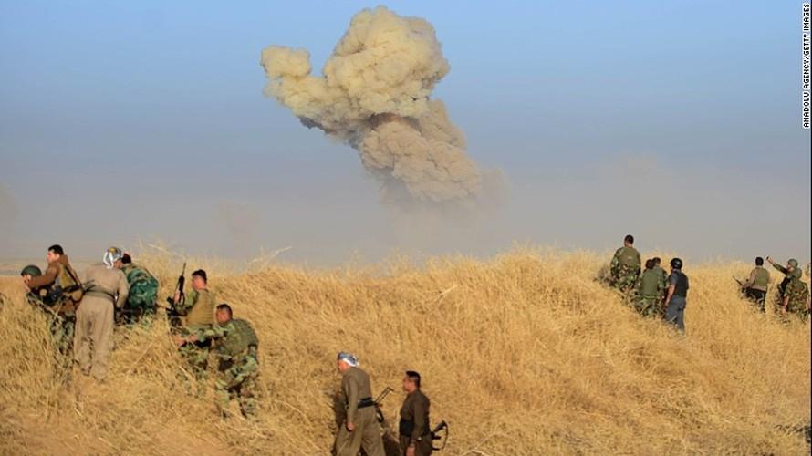 Chien dich giai phong Mosul: Khoc liet tren nhieu mat tran (1)-Hinh-3