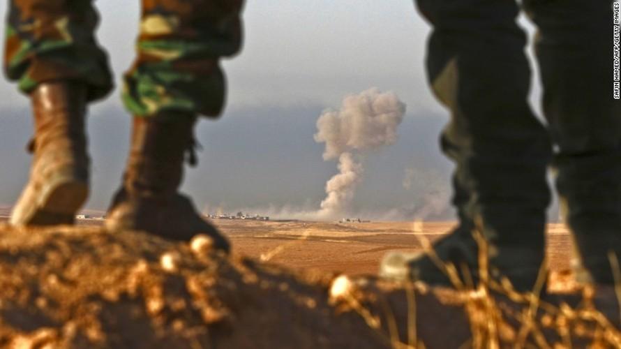 Chien dich giai phong Mosul: Khoc liet tren nhieu mat tran (1)-Hinh-8