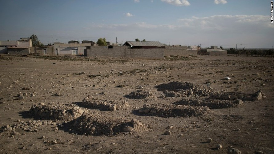 Chien dich giai phong Mosul: Mau lua va chua ket thuc (2)-Hinh-2