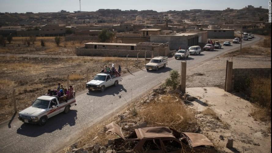 Chien dich giai phong Mosul: Mau lua va chua ket thuc (2)-Hinh-5