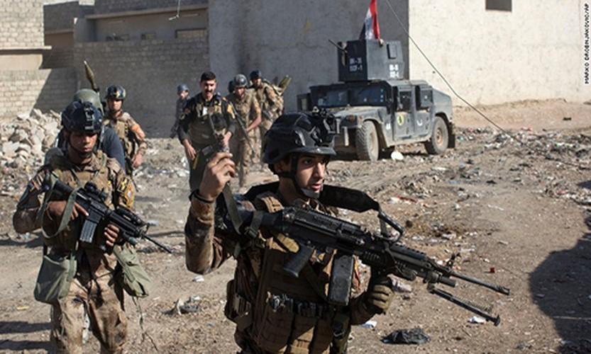 Chien dich giai phong Mosul: Mau lua va chua ket thuc (2)-Hinh-8