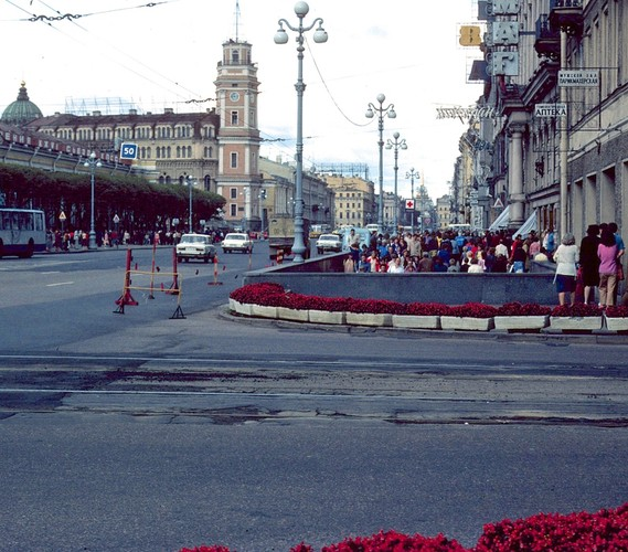 Anh hiem cuoc song o thanh pho Leningrad nam 1984-Hinh-5