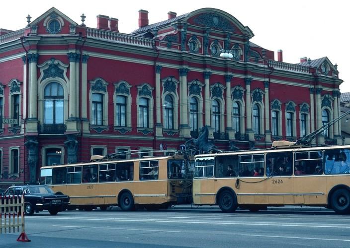 Anh hiem cuoc song o thanh pho Leningrad nam 1984-Hinh-6