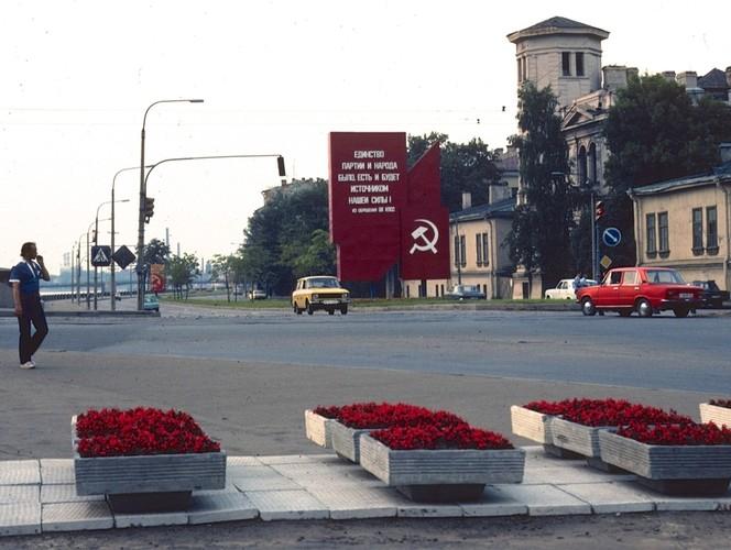 Anh hiem cuoc song o thanh pho Leningrad nam 1984-Hinh-8