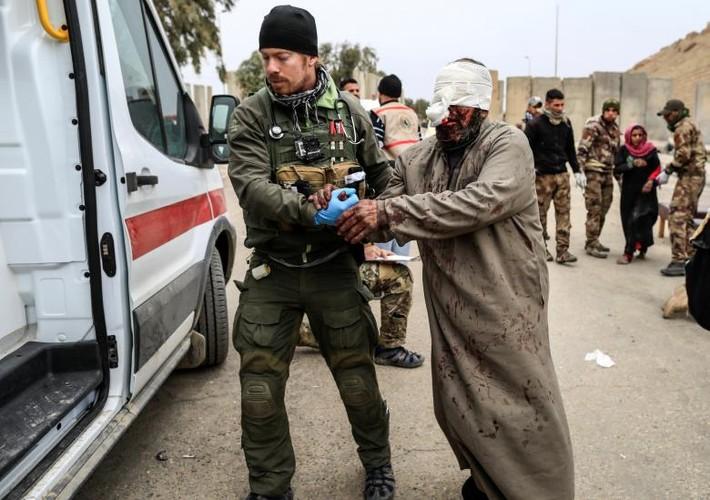 Can canh benh vien da chien o thanh pho Mosul-Hinh-5