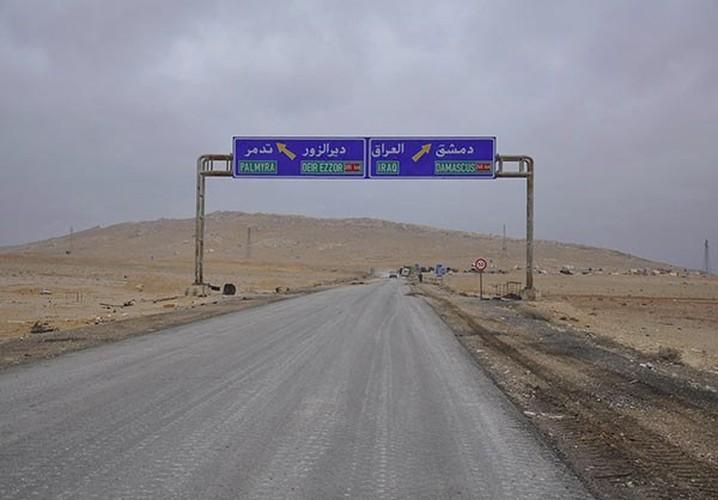Ben trong thanh pho co Palmyra moi giai phong khoi IS-Hinh-7