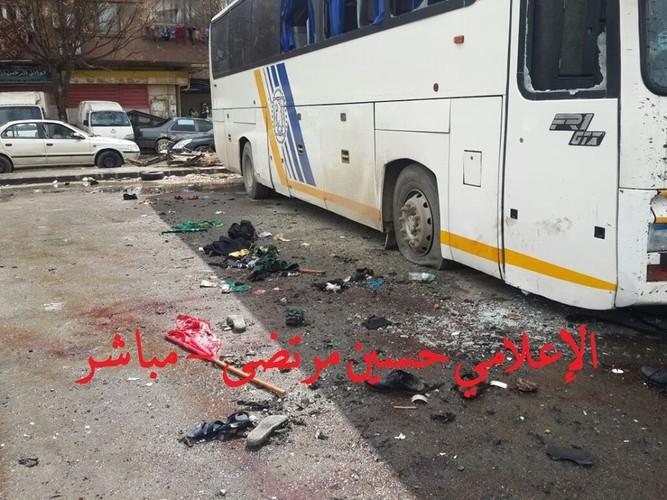 Hien truong danh bom kep o Damascus, hon 130 nguoi thuong vong-Hinh-2