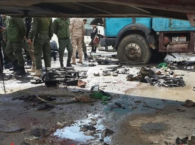 Hien truong danh bom kep o Damascus, hon 130 nguoi thuong vong-Hinh-3