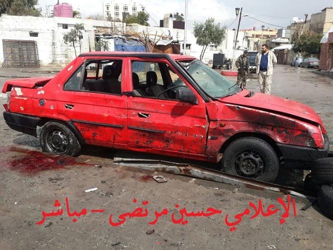 Hien truong danh bom kep o Damascus, hon 130 nguoi thuong vong-Hinh-6