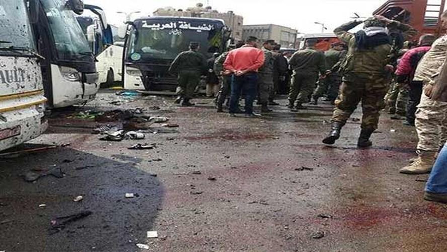 Hien truong danh bom kep o Damascus, hon 130 nguoi thuong vong-Hinh-9