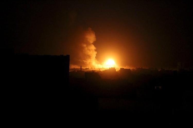 Toan canh lien quan A-rap khong kich quan noi day Houthi o Yemen-Hinh-6