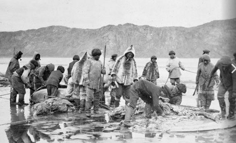 Cuoc song cua tho dan Inuit o Canada 100 nam qua-Hinh-3