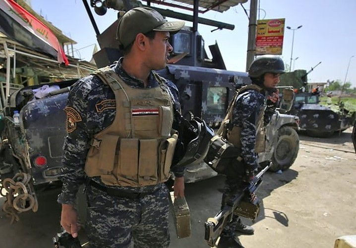 Anh: Luc luong Iraq giai phong 30% Thanh co Mosul