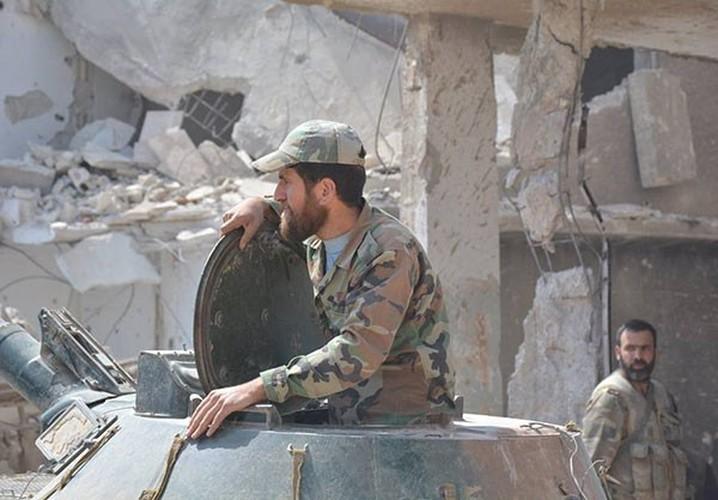Hinh anh quan doi Syria trong chien dich giai phong Al-Qaboun-Hinh-10