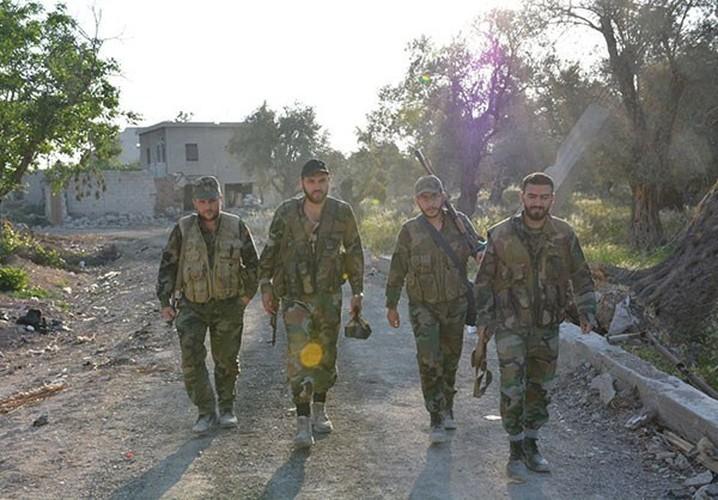 Hinh anh quan doi Syria trong chien dich giai phong Al-Qaboun-Hinh-4