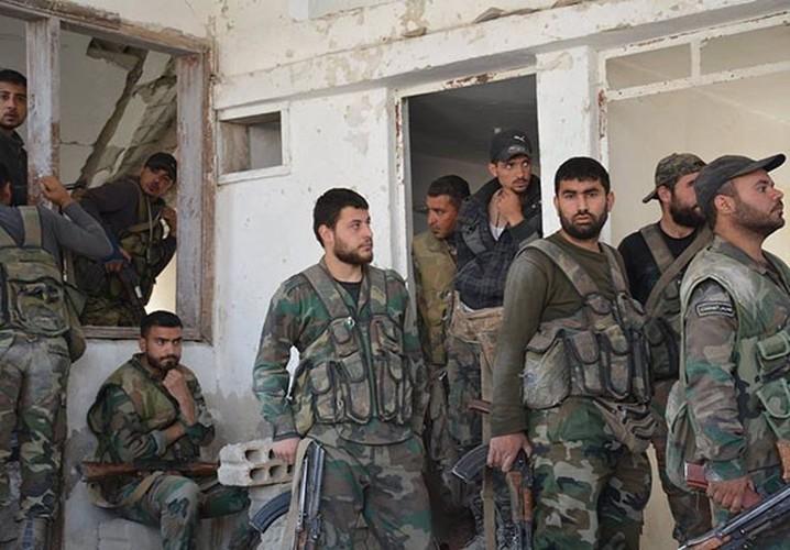 Hinh anh quan doi Syria trong chien dich giai phong Al-Qaboun-Hinh-5
