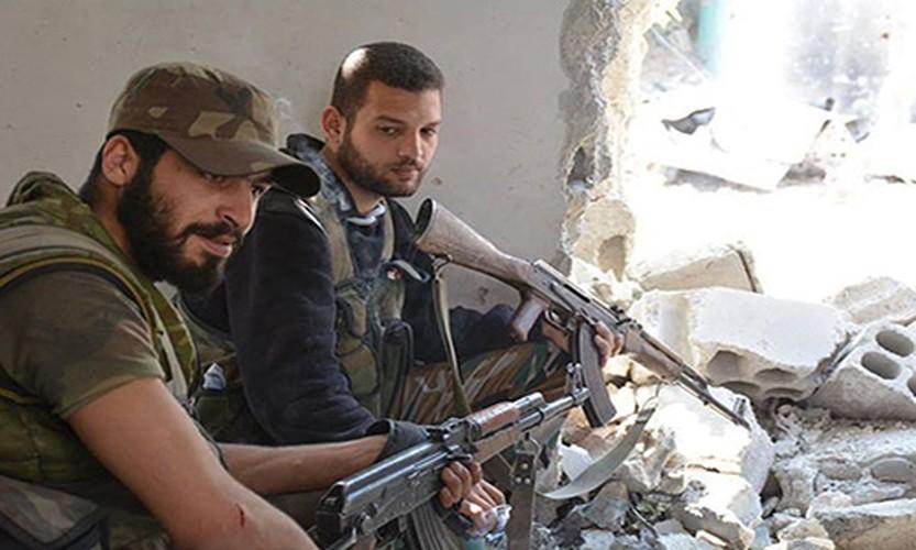 Hinh anh quan doi Syria trong chien dich giai phong Al-Qaboun-Hinh-6