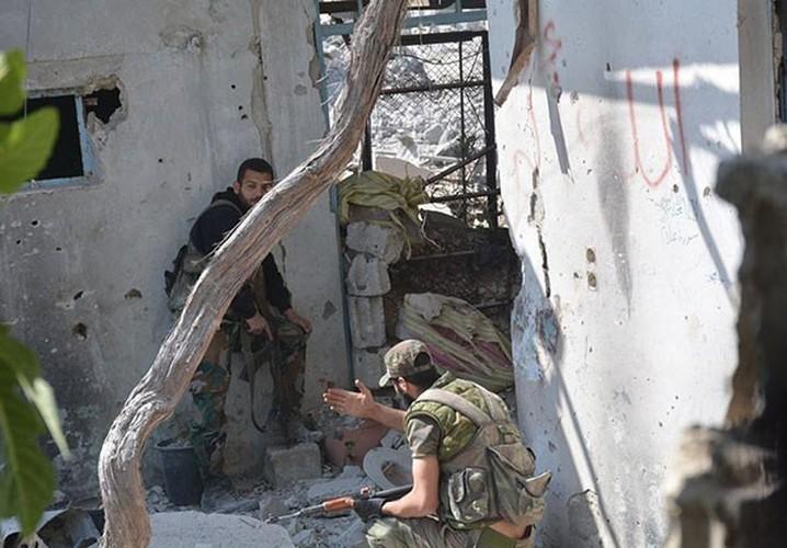 Hinh anh quan doi Syria trong chien dich giai phong Al-Qaboun-Hinh-7