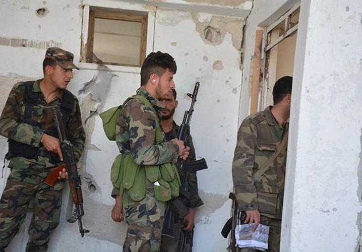 Hinh anh quan doi Syria trong chien dich giai phong Al-Qaboun-Hinh-9