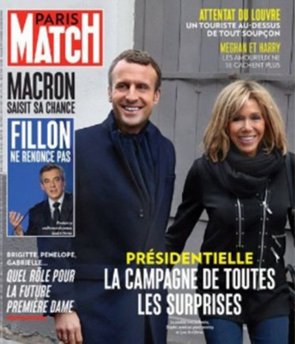 Loat anh cuoc tinh lang man cua Tong thong dac cu Macron-Hinh-12