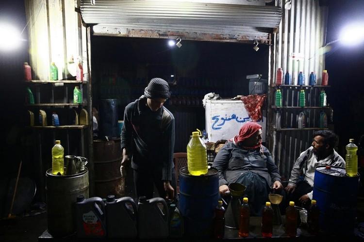 Kinh ngac dan Syria bien rac thai nhua thanh nhien lieu-Hinh-8