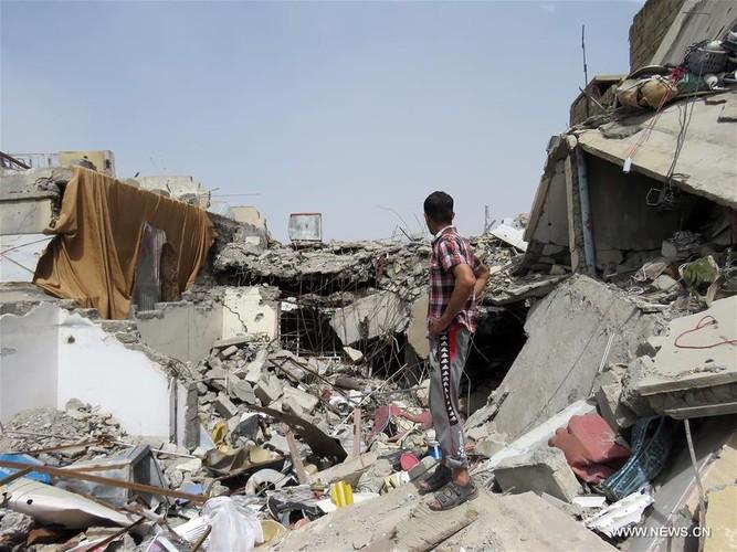 Cuoc song tai nhung khu vuc moi giai phong o Tay Mosul-Hinh-10