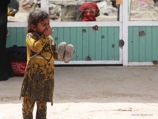 Cuoc song tai nhung khu vuc moi giai phong o Tay Mosul-Hinh-11