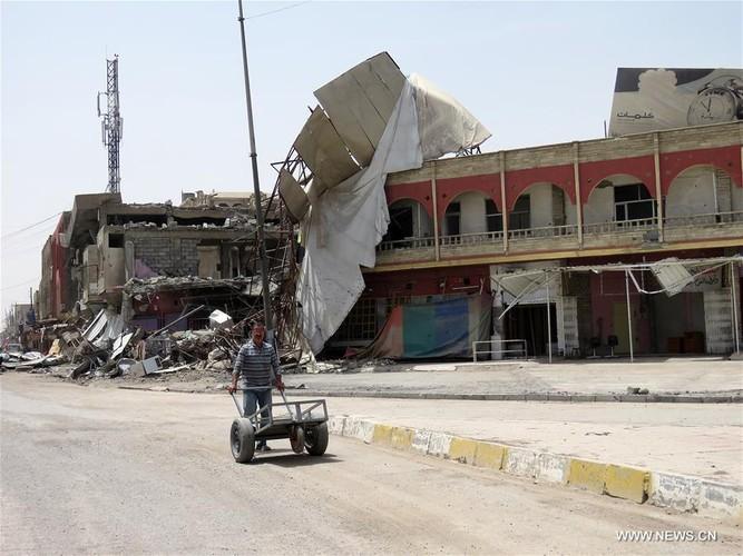 Cuoc song tai nhung khu vuc moi giai phong o Tay Mosul-Hinh-12