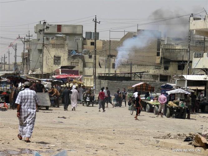 Cuoc song tai nhung khu vuc moi giai phong o Tay Mosul-Hinh-15