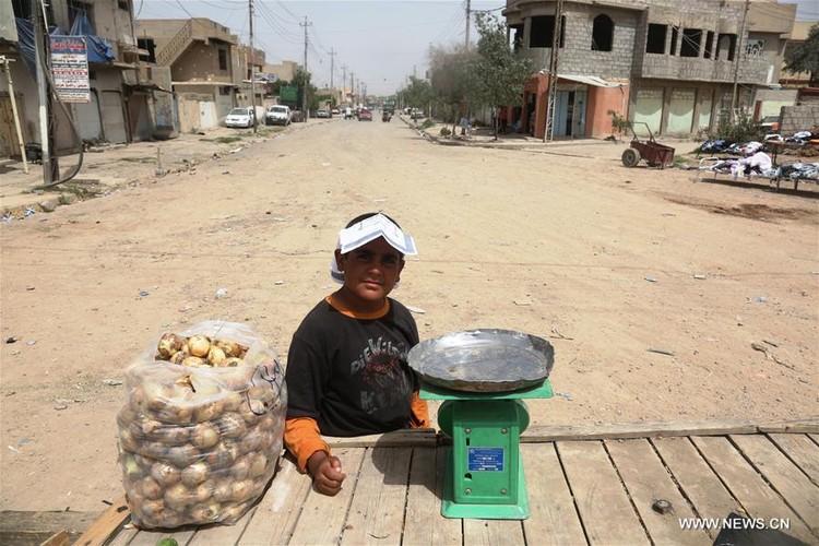 Cuoc song tai nhung khu vuc moi giai phong o Tay Mosul-Hinh-16