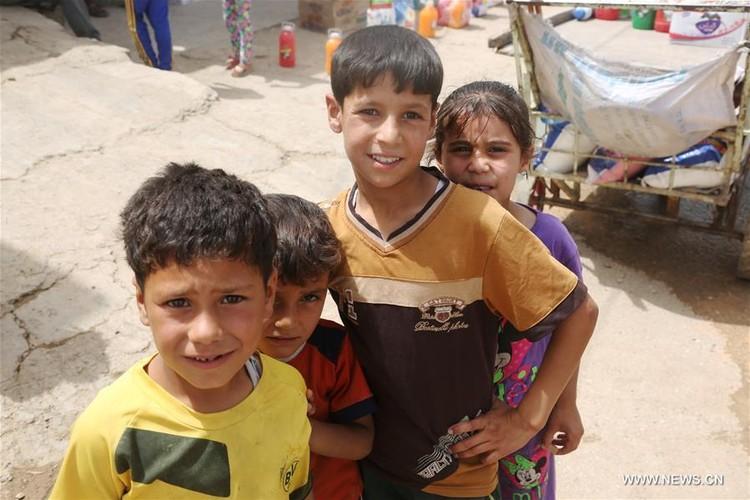 Cuoc song tai nhung khu vuc moi giai phong o Tay Mosul-Hinh-3