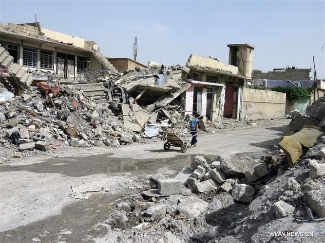 Cuoc song tai nhung khu vuc moi giai phong o Tay Mosul-Hinh-4