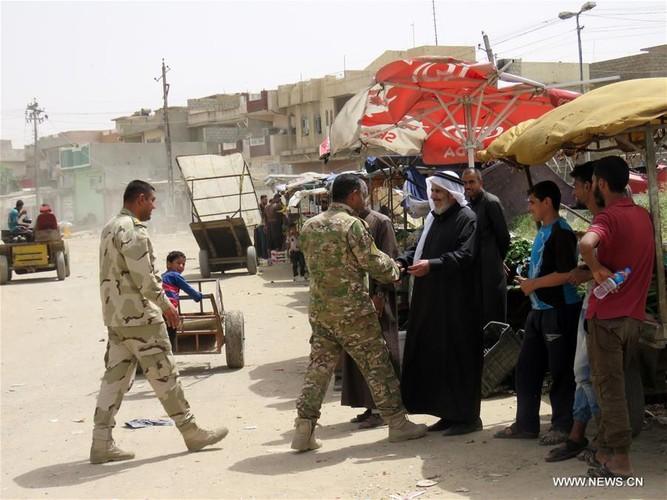Cuoc song tai nhung khu vuc moi giai phong o Tay Mosul-Hinh-5
