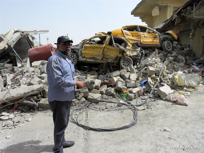 Cuoc song tai nhung khu vuc moi giai phong o Tay Mosul-Hinh-6