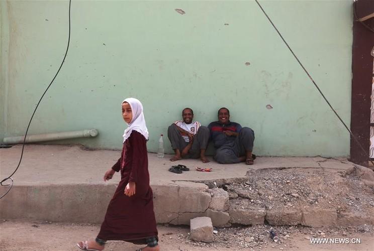 Cuoc song tai nhung khu vuc moi giai phong o Tay Mosul-Hinh-7