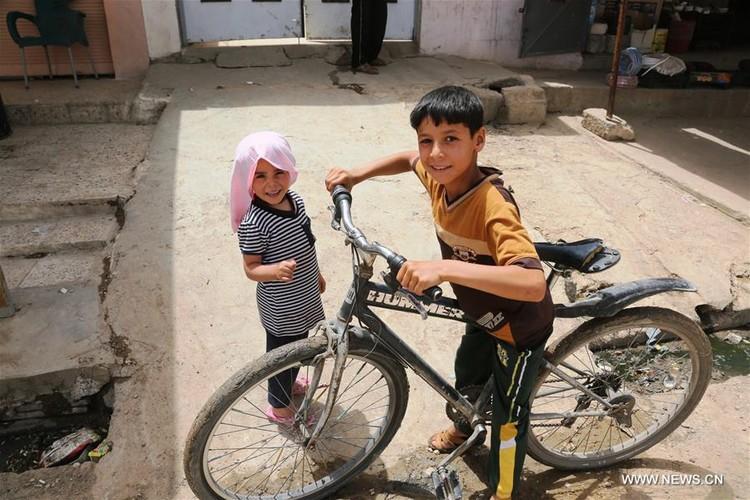 Cuoc song tai nhung khu vuc moi giai phong o Tay Mosul-Hinh-8