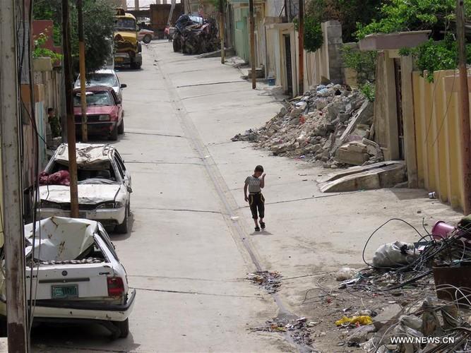Cuoc song tai nhung khu vuc moi giai phong o Tay Mosul-Hinh-9