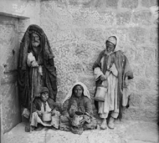 Cuoc song o dat thanh Jerusalem thoi xa xua-Hinh-15