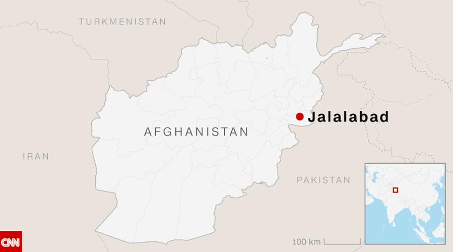 Hien truong kinh hoang danh bom Dai truyen hinh quoc gia Afghanistan
