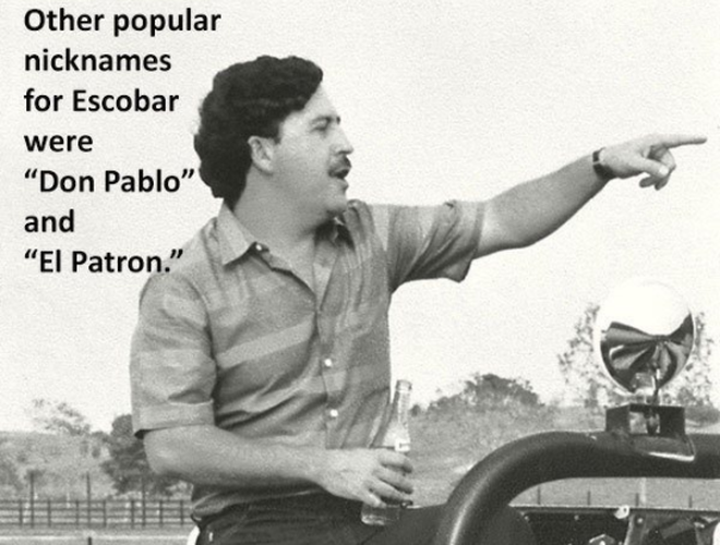 12 dieu it biet ve trum ma tuy khet tieng Pablo Escobar-Hinh-8
