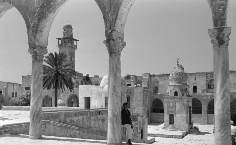 Thanh pho Jerusalem 50 nam sau Chien tranh Sau ngay-Hinh-10