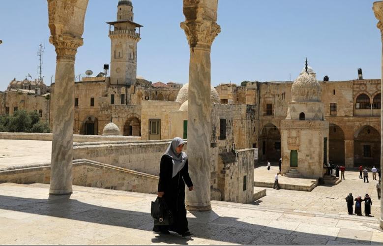 Thanh pho Jerusalem 50 nam sau Chien tranh Sau ngay-Hinh-11