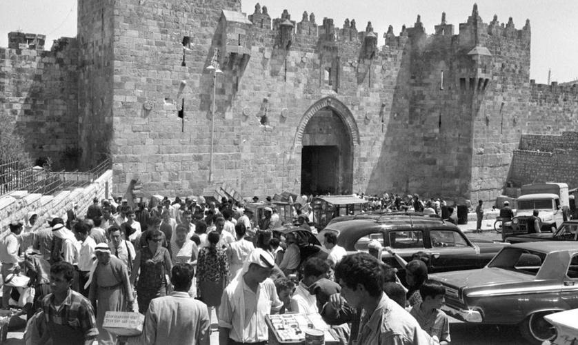 Thanh pho Jerusalem 50 nam sau Chien tranh Sau ngay-Hinh-12