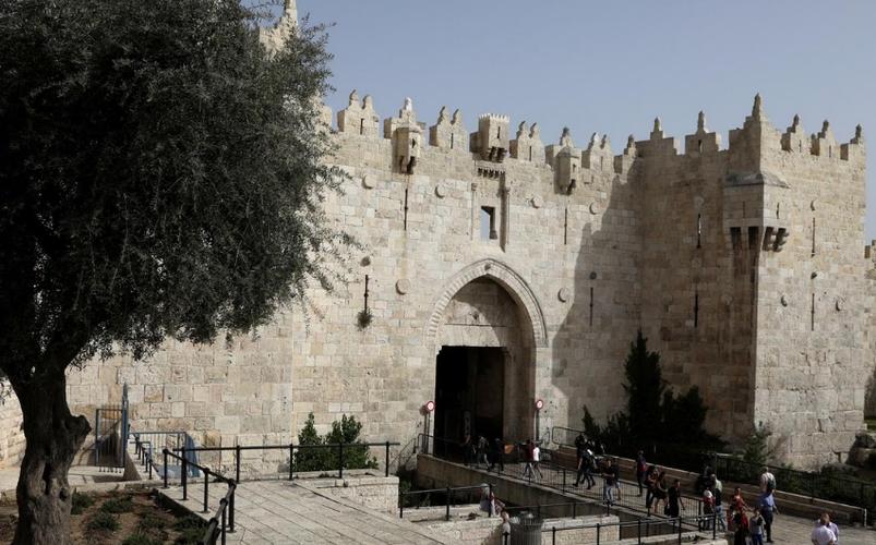 Thanh pho Jerusalem 50 nam sau Chien tranh Sau ngay-Hinh-13