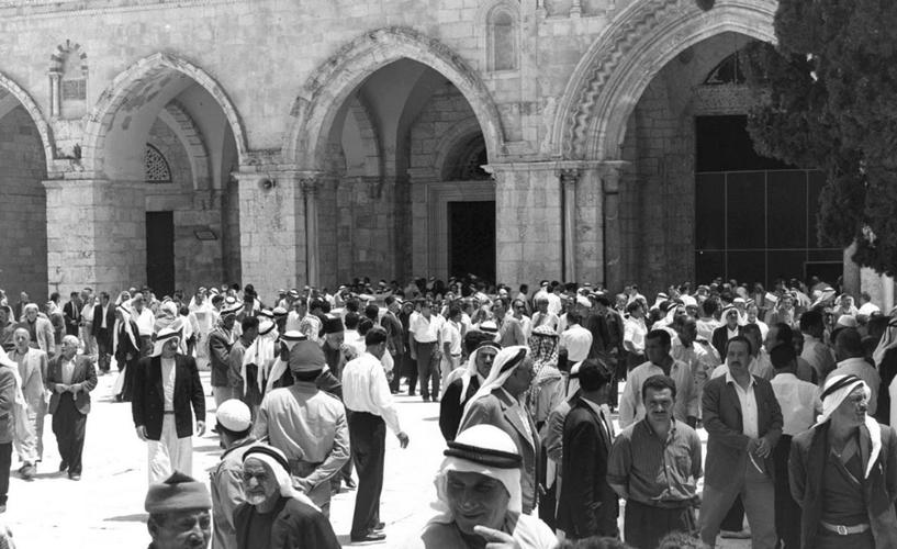 Thanh pho Jerusalem 50 nam sau Chien tranh Sau ngay-Hinh-14